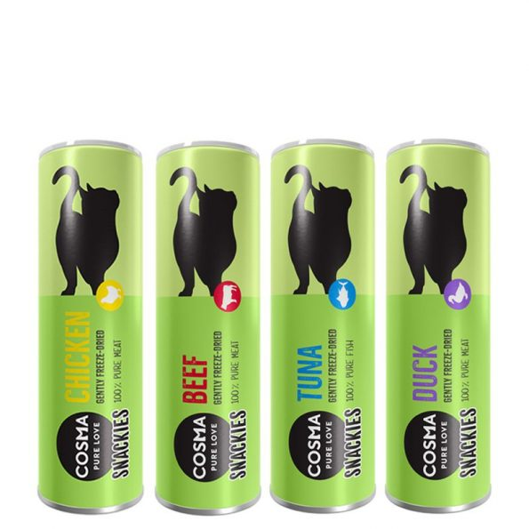 @ Naturalne przysmaki dla kota Cosma Original Snackies