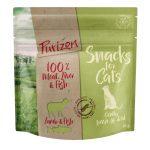 Naturalne przyskamki dla kota PURIZON SNACKS FOR CAT – jagnięcina i ryba (1)