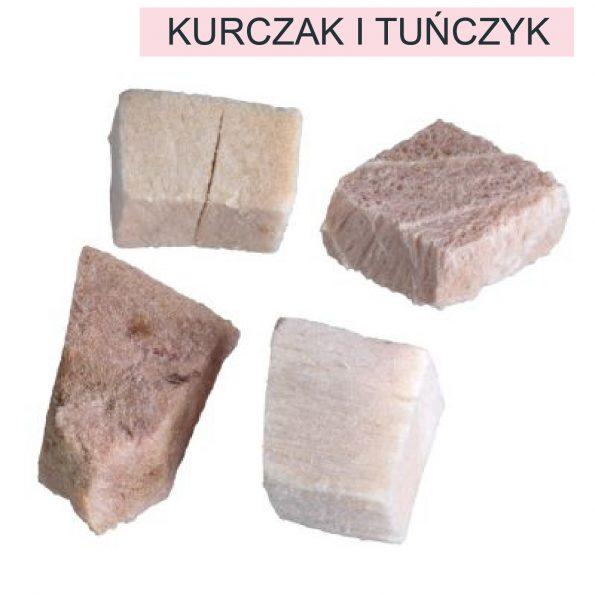 Naturalne przysmaki dla kota Cosma Original Snackies DUO- KURCZAK i TUŃCZYK (2)