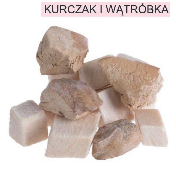 Naturalne przysmaki dla kota Cosma Original Snackies DUO- KURCZAK i WĄTRÓBKA (2)