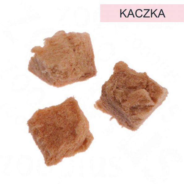 Naturalne przysmaki dla kota Cosma Original Snackies – KACZKA-01