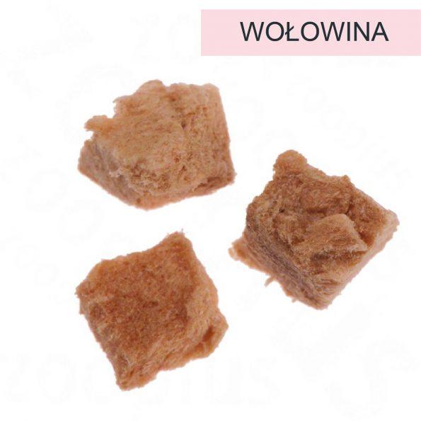 Naturalne przysmaki dla kota Cosma Original Snackies – WOŁOWINA (2)