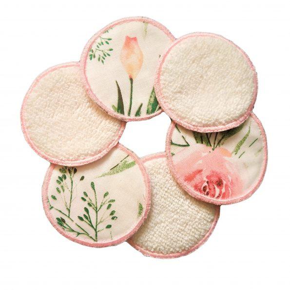 @ waciki bawełniane różówe