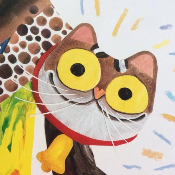 A każdy widizał kota, książka dla dzieci (4)