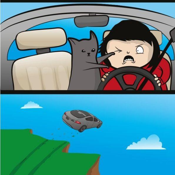 Frywolne kotki, dodatek do gry Eksplodujące kotki, gra towarzyska, Rebel (6)