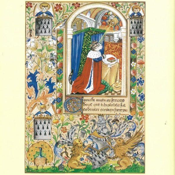 Galeria kotówl Historia sztuki pisana pazurem, Susan Herbert (4)