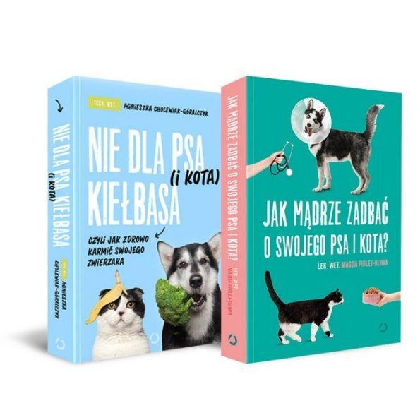 Jak mądrze zadbać o swojego psa i kota, Magda Firlej-Oliwa (2)