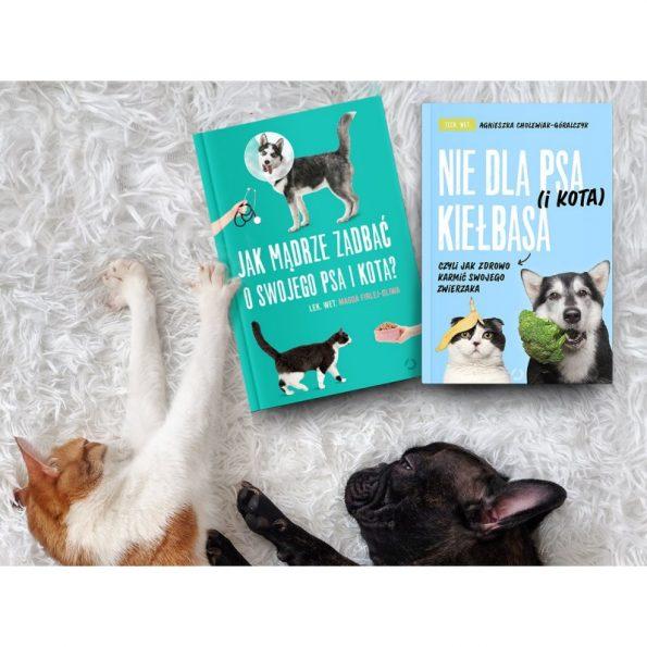 Jak mądrze zadbać o swojego psa i kota, Magda Firlej-Oliwa (7)