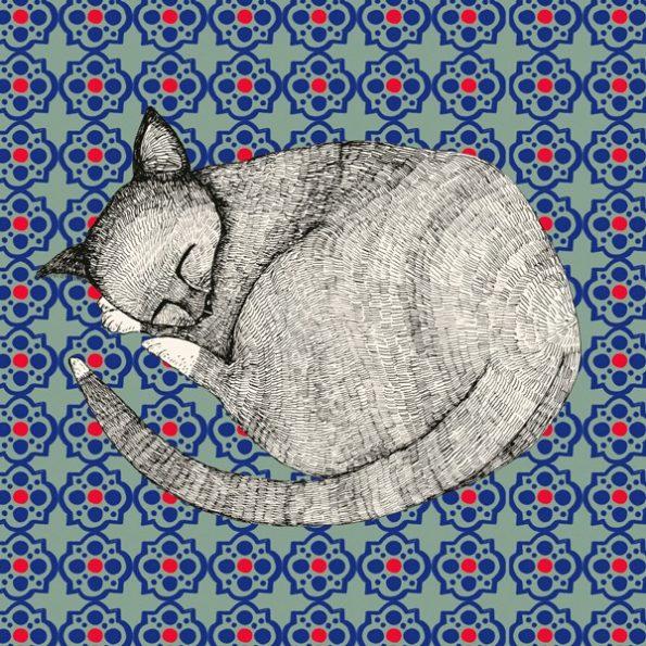 Kamasutra kociego snu. 33 najpopularniejsze pozycje (10)