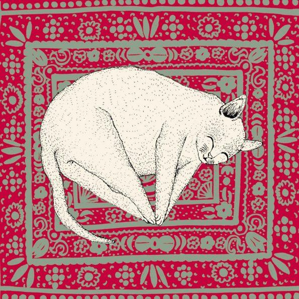 Kamasutra kociego snu. 33 najpopularniejsze pozycje (2)