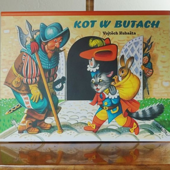Kot w butach, Vojtech Kubasta (3)