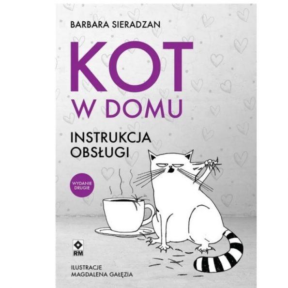 Kot w domu. Instrukcja obsługi. Barbara Sierdzian (1)