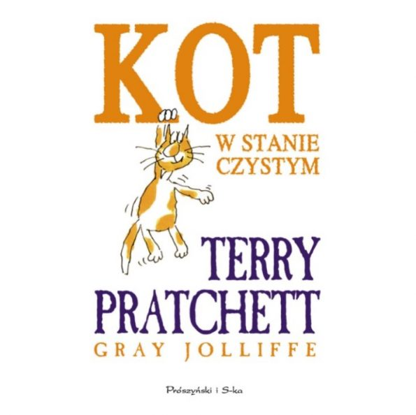 Kot w stanie czystym, Terry Prachett (1)
