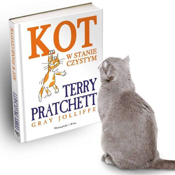 Kot w stanie czystym, Terry Prachett (2)