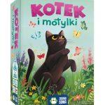 Kotek i Motylki, gra edukacyjna z kotem, Zielona Sowa (1)