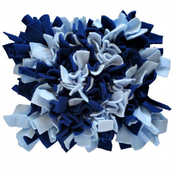 mata węchowa 2 kolory niebieski – niebieski