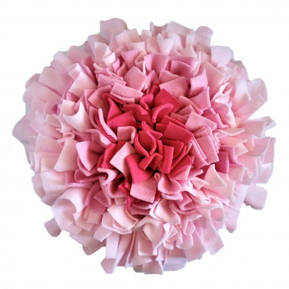 mata węchowa 3 kolory odcienie różu okrągła jpg