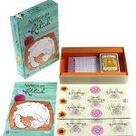 Najlepsza gra o kotach, dodatek Pudełko łakoci, Fox Gamse, gra karciana (1)
