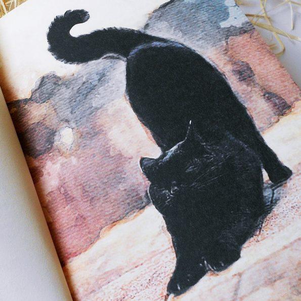 Najpiękniejsze wiersze o kotach, Franciszek J. Klimek (3)