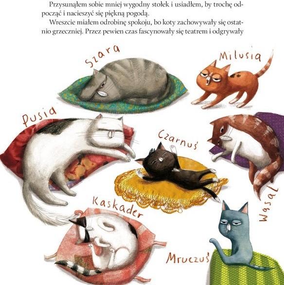 Nowe przypadki kociej gromadki (9)