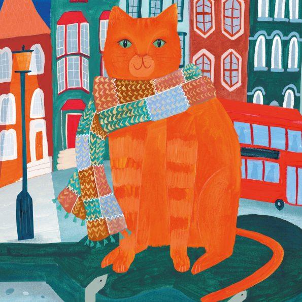 Opowieści o kotach, które rządziły światem. 30 kocich bohaterów, którzy dokonali niezwykłych rzeczy (11)