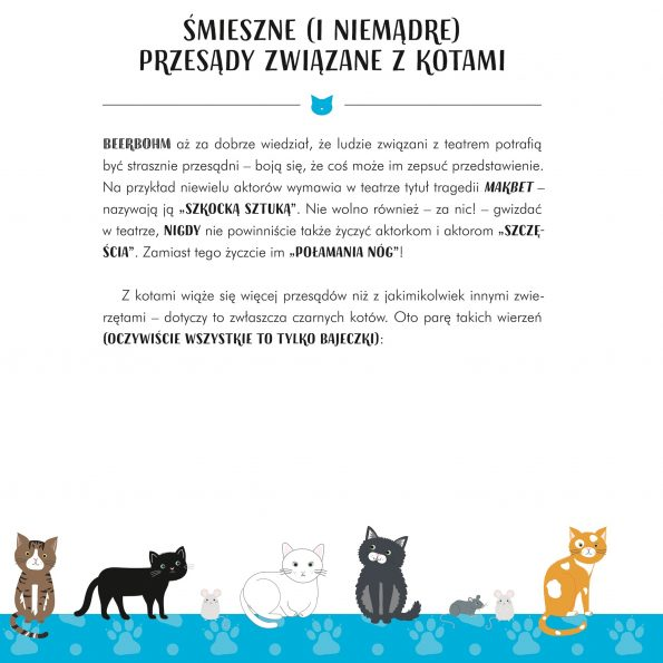 Opowieści o kotach, które rządziły światem. 30 kocich bohaterów, którzy dokonali niezwykłych rzeczy (3)