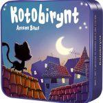 Rebel, towarzyska gra karciana w koty (1)