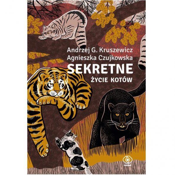 Sekretne życie kotów, Andrzej Kruszewicz, Agnieszka Czujkowska (1)
