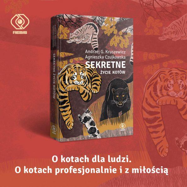 Sekretne życie kotów, Andrzej Kruszewicz, Agnieszka Czujkowska (2)
