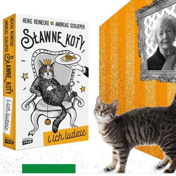 Sławne koty i ich ludzie (4)