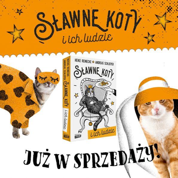 Sławne koty i ich ludzie (5)