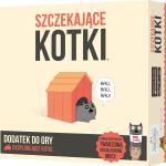 Szczekajace kotki, dodatek do gry Eksplodujące kotki, Rebel, gra karciana (1)