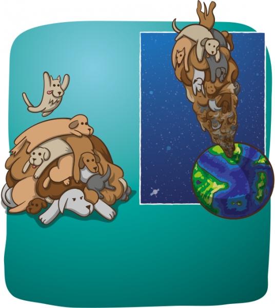 Szczekajace kotki, dodatek do gry Eksplodujące kotki, Rebel, gra karciana (5)
