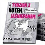Tydzień z Kotem Jaśniepanem. Jasniepamietnik, wydawnictwo RM (1)