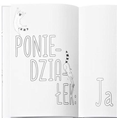 Tydzień z Kotem Jaśniepanem. Jasniepamietnik, wydawnictwo RM (2)