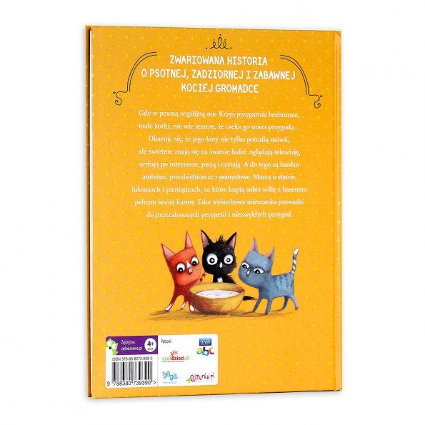 Wesołe przypadki kociej gromadki (4)