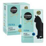 Naturalne przysmaki dla kota Cosma SOUP tuńczyk z marchwią (3)_cosma_soup_tuna_carrot_bundle