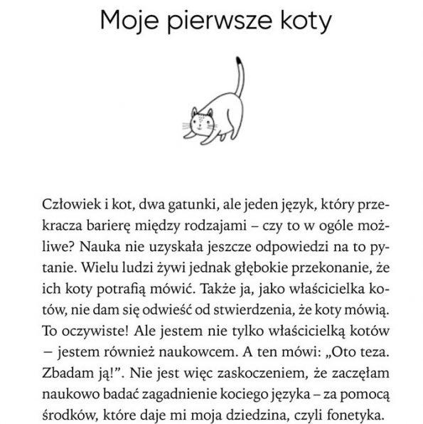 Sekretny język kotów, Susanne Schötz (5)